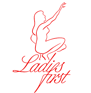 Ladie first Logo